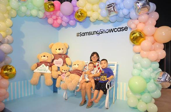 Samsung Showcase tổ chức chuỗi hoạt động sáng tạo cho bé - Ảnh 2.