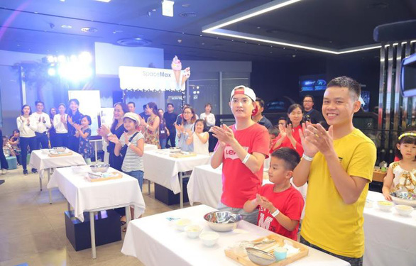 Samsung Showcase tổ chức chuỗi hoạt động sáng tạo cho bé - Ảnh 4.