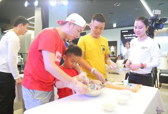 Samsung Showcase tổ chức chuỗi hoạt động sáng tạo cho bé - Ảnh 5.
