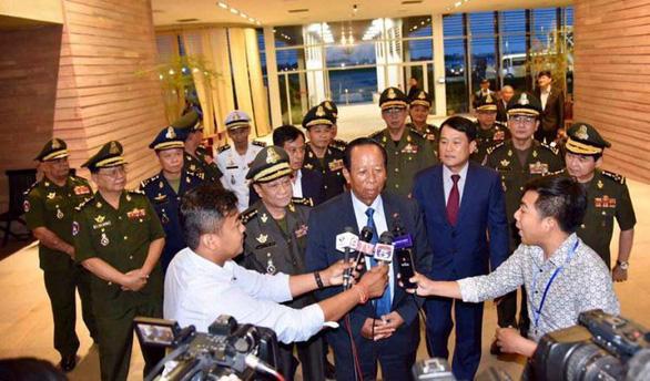 Nói Việt Nam xâm lược Campuchia, chúng tôi muốn ông ấy phải cải chính - Ảnh 1.