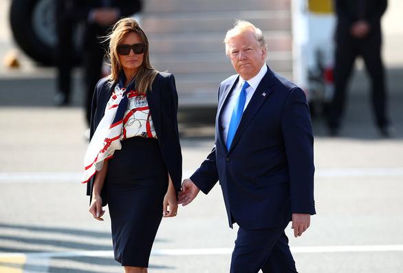 Khi ông Trump khuyên Anh không trả phí ly dị - Ảnh 1.
