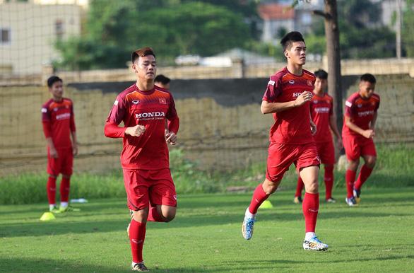 Tuyển U22 Việt Nam sẽ đấu tập với CLB Viettel - Ảnh 1.