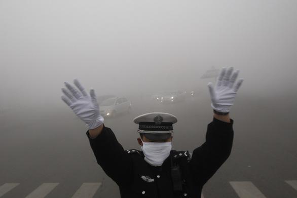 Ngày môi trường thế giới, xót xa nhìn mẹ thiên nhiên ngộp trong ô nhiễm - Ảnh 3.