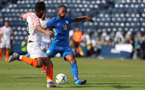 Đánh bại Ấn Độ, Curacao vào chung kết Kings Cup 2019 - Ảnh 3.