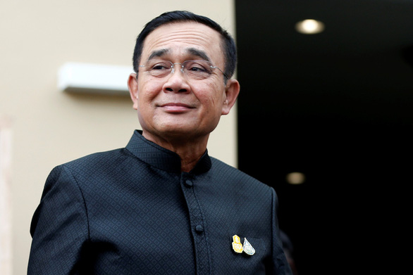 Thái Lan chọn thủ tướng, ông Prayuth chắc thắng - Ảnh 1.