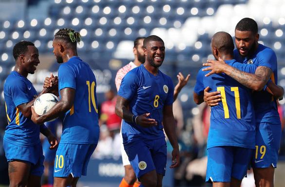 Đánh bại Ấn Độ, Curacao vào chung kết Kings Cup 2019 - Ảnh 1.