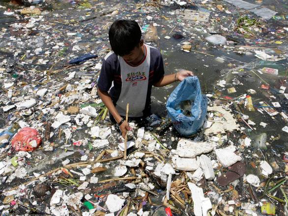 Ngày môi trường thế giới, xót xa nhìn mẹ thiên nhiên ngộp trong ô nhiễm - Ảnh 7.