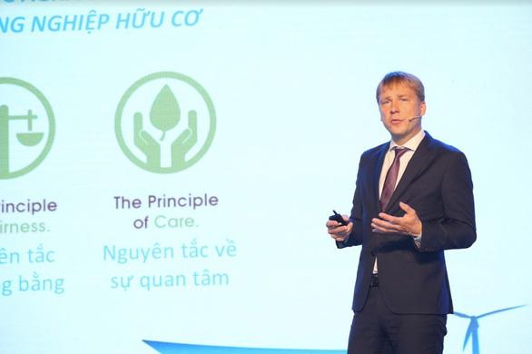 Vinamilk ra mắt sữa công thức Organic cho trẻ chuẩn châu Âu - Ảnh 3.