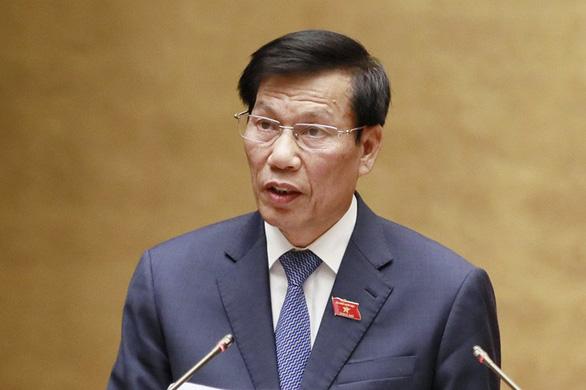 Bộ trưởng Nguyễn Ngọc Thiện: Chưa có thông tin quan chức góp tiền xây chùa - Ảnh 1.