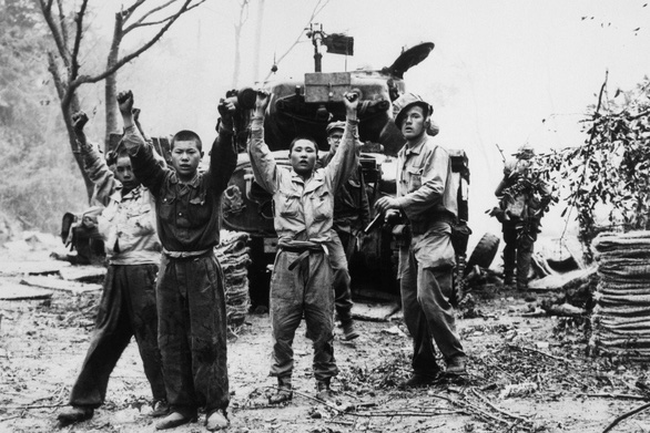 Báo Trung Quốc dùng chiến tranh Triều Tiên để dạy Mỹ - Ảnh 1.