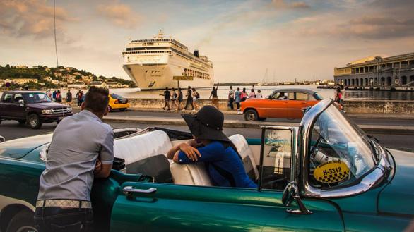 Mỹ hạn chế công dân du lịch tới Cuba - Ảnh 1.