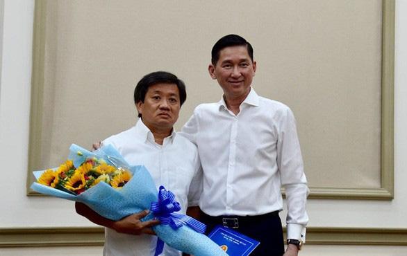 Tổng công ty Xây dựng Sài Gòn đã nhận đơn của ông Đoàn Ngọc Hải - Ảnh 1.