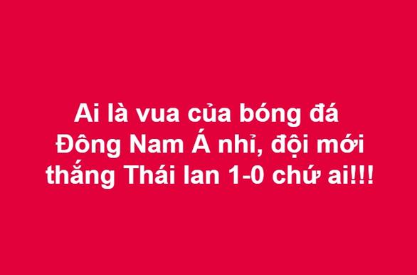 Dân mạng Việt đua nhau chế ảnh chiến thắng nồi lẩu Thái siêu cay - Ảnh 1.