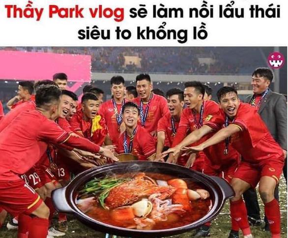 Dân mạng Việt đua nhau chế ảnh chiến thắng nồi lẩu Thái siêu cay - Ảnh 2.
