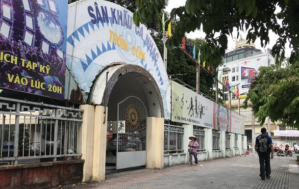 Chủ đầu tư bãi đậu xe ngầm Trống Đồng sẽ khiếu nại - Ảnh 1.