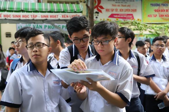 15h hôm nay 12-6: TP.HCM công bố điểm thi lớp 10 - Ảnh 1.