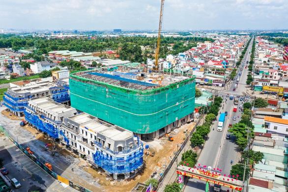 Sắp khai trương trung tâm thương mại Vincom tiên phong của Bình Dương - Ảnh 2.