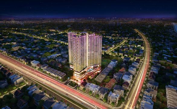 Chuẩn bị công bố toà căn hộ hạng sang tại quận 6, TP.HCM - Ảnh 2.