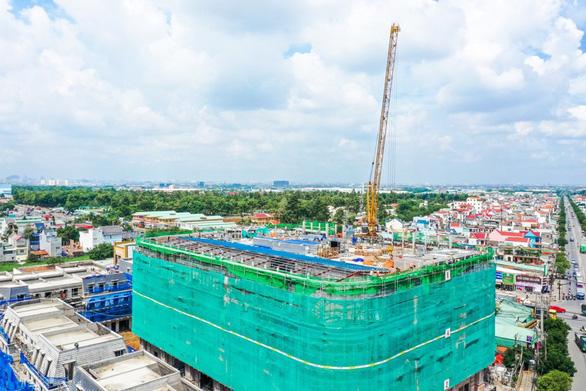 Sắp khai trương trung tâm thương mại Vincom tiên phong của Bình Dương - Ảnh 3.