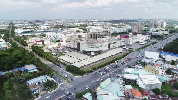 Ra mắt nhà phố thương mại Uni Mall Center tại Thuận An - Ảnh 3.