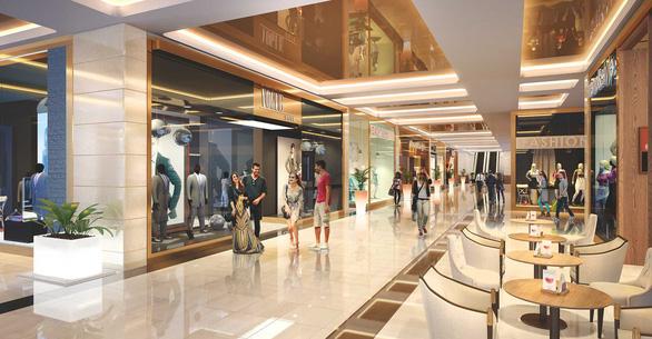 Sắp khai trương trung tâm thương mại Vincom tiên phong của Bình Dương - Ảnh 4.
