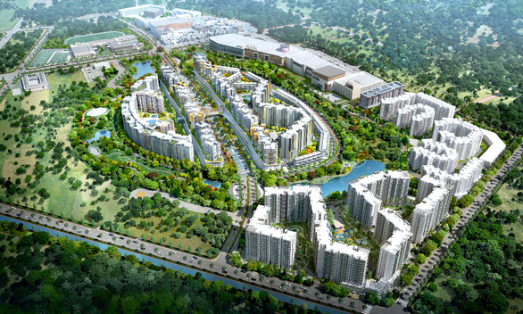 Quy hoạch tổng thể khu đô thị Celadon City đạt giải quốc tế - Ảnh 8. quy hoạch tổng thể khu đô thị celadon city đạt giải quốc tế Quy hoạch tổng thể khu đô thị Celadon City đạt giải quốc tế photo 7 1559724452486950189559