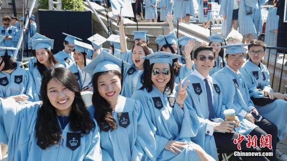 Các nghị sĩ Đảng Cộng hòa muốn chặn giấc mơ Mỹ của sinh viên Trung Quốc - Ảnh 1.