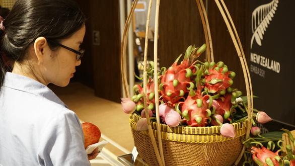 New Zealand giúp Việt Nam tạo ra giống thanh long mới, thơm ngon hơn - Ảnh 1.