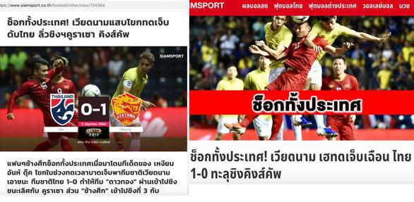 Báo thể thao uy tín của Thái: Việt Nam vùi dập Thái Lan ở King's Cup - Ảnh 1.