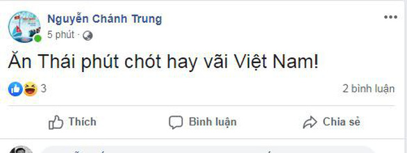 CĐV Việt Nam sướng quá trời đất sau chiến thắng trước đội... muay Thái ! - Ảnh 2.