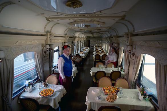 Nga khai trương tàu chở du khách tới Bắc Cực đầu tiên - Ảnh 3.