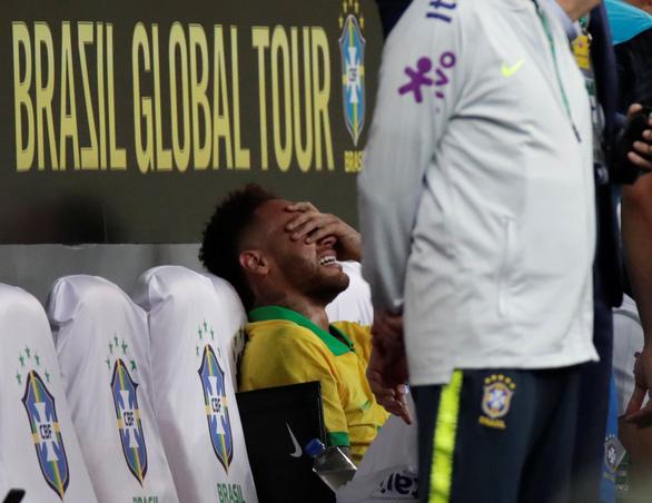 Neymar chấn thương, có nguy cơ lỡ hẹn Copa America - Ảnh 2.