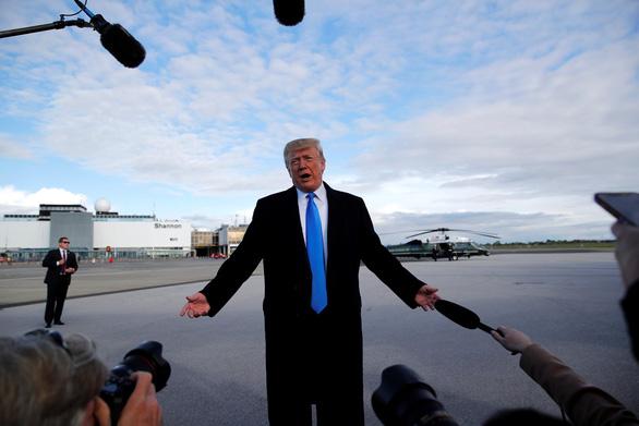 Ông Trump đòi tăng thuế thêm 300 tỉ đô hàng hóa, Trung Quốc nói chơi tới cùng - Ảnh 1.