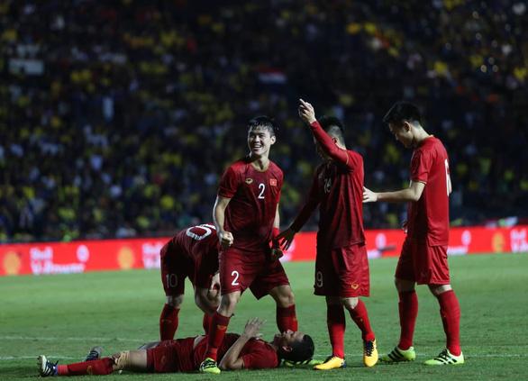 Thắng Thái Lan, Việt Nam tăng hạng FIFA và có lợi khi bốc thăm vòng loại World Cup 2022 - Ảnh 2.