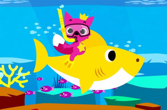 Hiện tượng YouTube Baby Shark sẽ được làm phim hoạt hình - Ảnh 3.