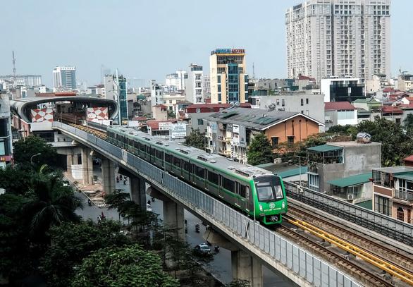 Đường sắt nghìn tỉ Cát Linh - Hà Đông, biết không hiệu quả vẫn làm - Ảnh 1.