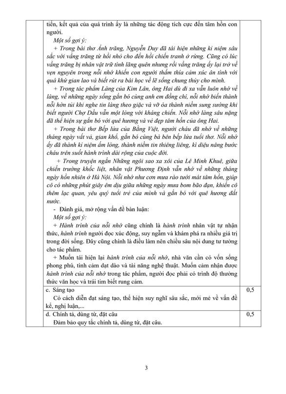 TP.HCM công bố đáp án các môn thi tuyển sinh lớp 10 - Ảnh 17.