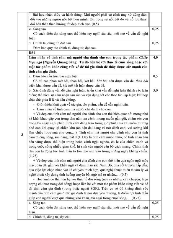 TP.HCM công bố đáp án các môn thi tuyển sinh lớp 10 - Ảnh 12.