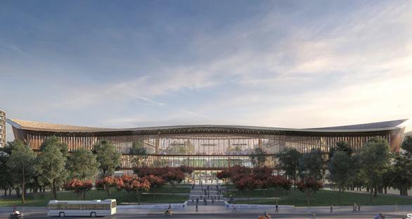 Đại học Fulbright Việt Nam khởi công xây trụ sở chính - Ảnh 2.