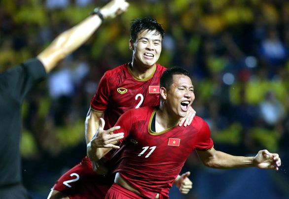 Việt Nam - Thái Lan 1-0:  Tỉnh táo, nhẫn nhịn làm nên chiến thắng - Ảnh 1.