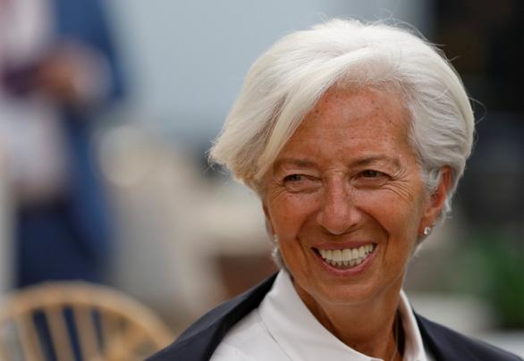 IMF: Thương chiến Mỹ - Trung không gây suy thoái toàn cầu - Ảnh 1.