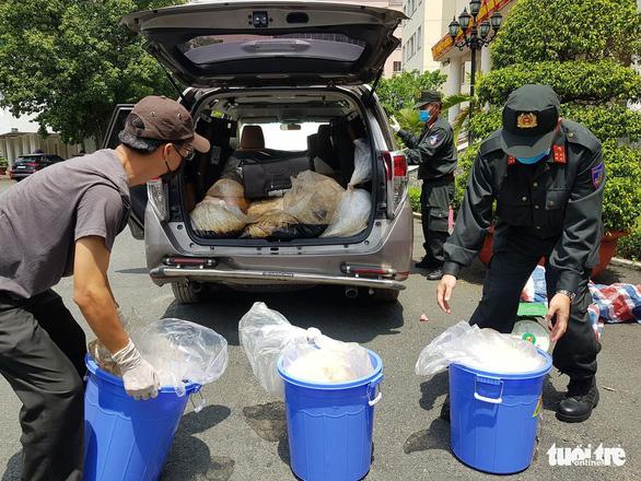 Xuất hiện nguồn ma túy lớn từ Trung Quốc vận chuyển vào TP.HCM - Ảnh 1.