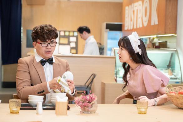 Đầu bếp Lee Wook Jung mời Hari Won, Đại Nghĩa vào Quán ăn hạnh phúc - Ảnh 1.
