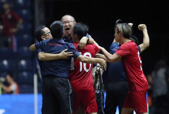 Đội tuyển Việt Nam được thưởng nóng 500 triệu đồng - Ảnh 1.