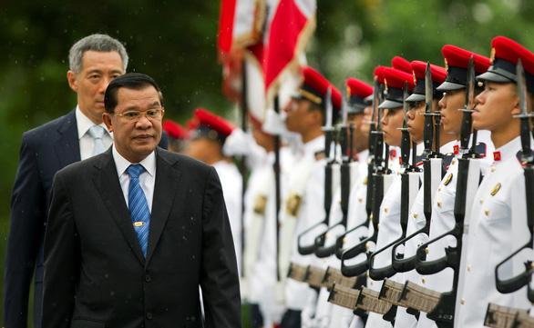 Ngoại trưởng Singapore: Phát biểu của Thủ tướng Lý không có ý xúc phạm Việt Nam và Campuchia - Ảnh 3.
