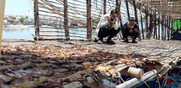 Phản đối tàu Trung Quốc cướp hải sản ngư dân Việt Nam - Ảnh 3.