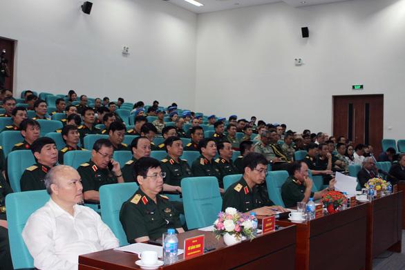93 cán bộ, sĩ quan tham gia lực lượng gìn giữ hòa bình Liên Hiệp Quốc - Ảnh 2.
