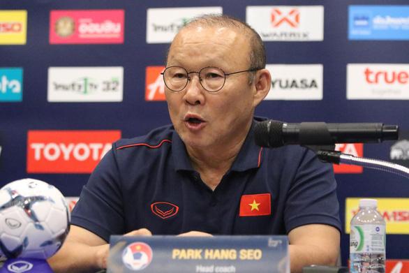 HLV Park Hang Seo thừa nhận không biết nhiều về đối thủ Curacao - Ảnh 1.