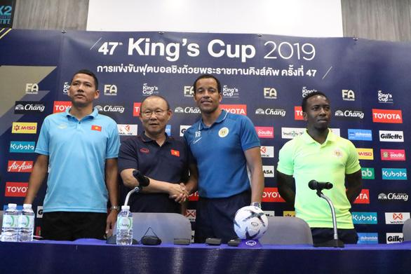 HLV Park Hang Seo thừa nhận không biết nhiều về đối thủ Curacao - Ảnh 3.
