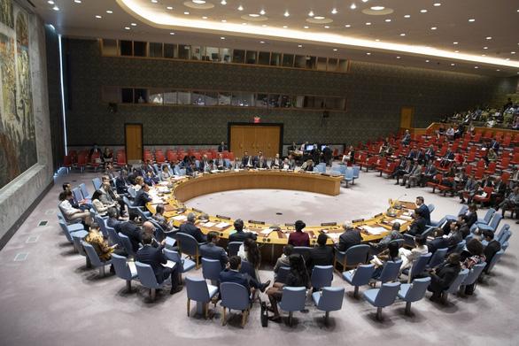 Việt Nam trúng cử ủy viên không thường trực HĐBA Liên Hiệp Quốc - Ảnh 1.